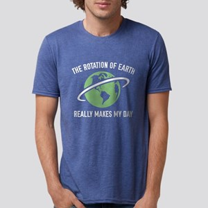 The Rotation Of The Earth T-Shirt