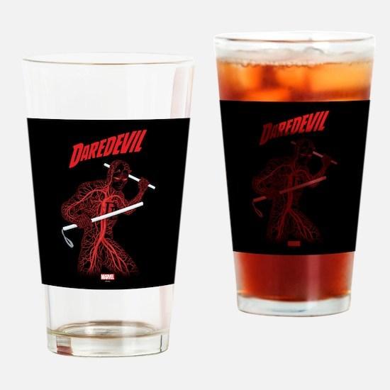 Daredevil Blood Drinking Glass