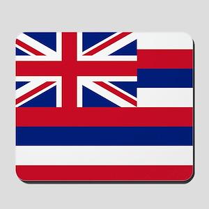 State Flag of Hawaii Mousepad