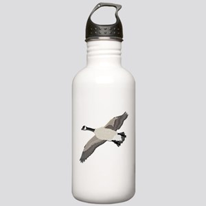 Canada goose-No Text Stainless Water Bottle 1.0L