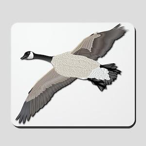 Canada goose-No Text Mousepad