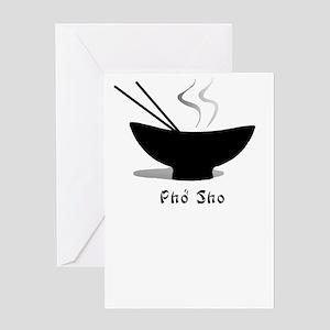 PhoSho Greeting Card