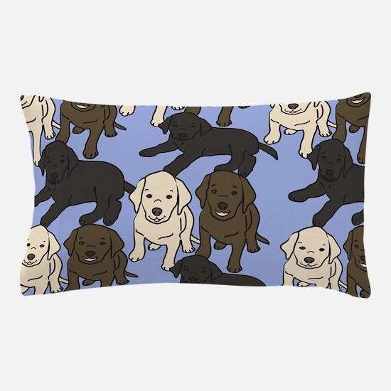 Labradors Pillow Case
