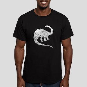 Distressed Brachiosaurus Silhouette T-Shirt
