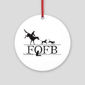 FOFBlogo Ornament (Round)