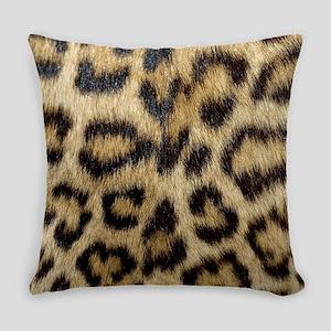 Leopard Print Everyday Pillow