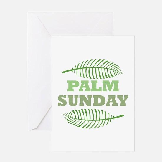 Palm Sunday Greeting Cards