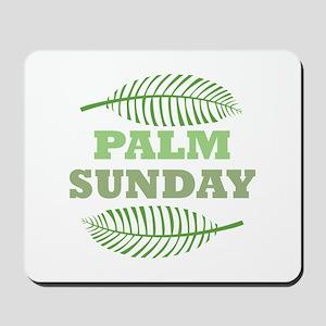 Palm Sunday Mousepad