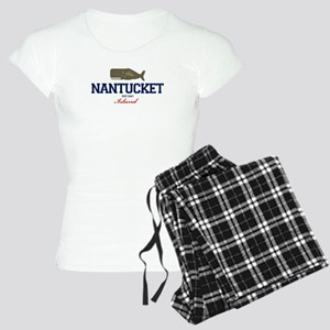 Nantucket - Massachusetts. Women's Light Pajam