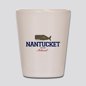 Nantucket - Massachusetts. Shot Glass