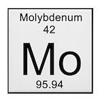 42. Molybdenum Tile Coaster