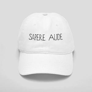 Sapere Aude Cap