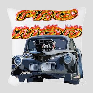 Pro Mod Woven Throw Pillow