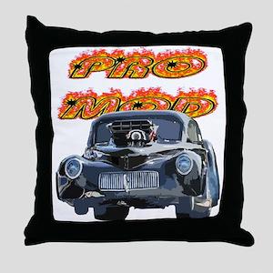 Pro Mod Throw Pillow