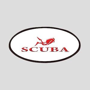SCUBA Dive Patch