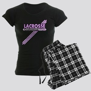 Lacrosse Mom Women's Dark Pajamas