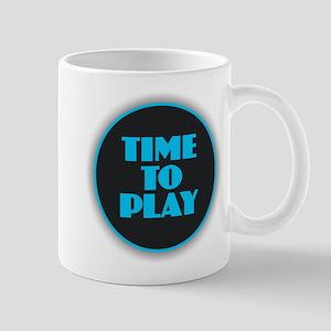 Time to Play Mugs