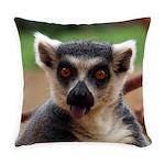 Lemur Everyday Pillow