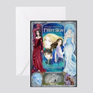 The First Sign Combo Poster Greeting Card