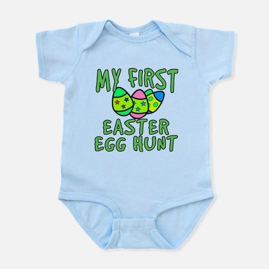 My 1st Easter Egg Hunt Infant Bodysuit