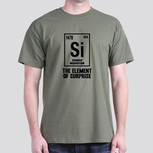 The Spanish Element Dark T-Shirt