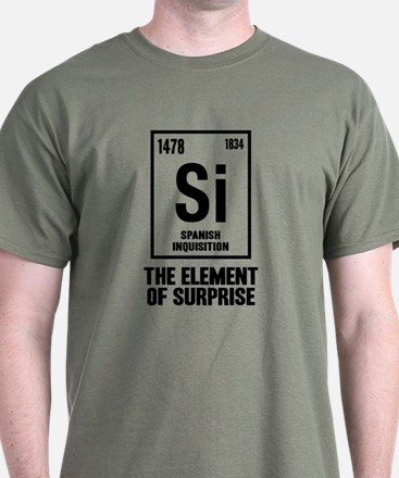 The Spanish Element T-Shirt