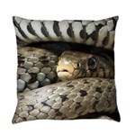 Snake Everyday Pillow