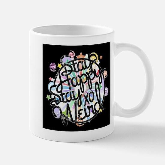 stay happy Mugs