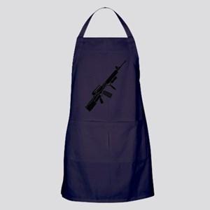Cooking Weapon Apron (dark)
