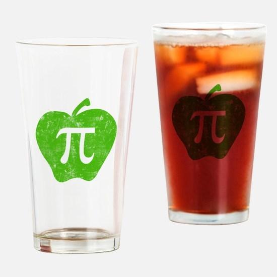 Apple Pie Drinking Glass