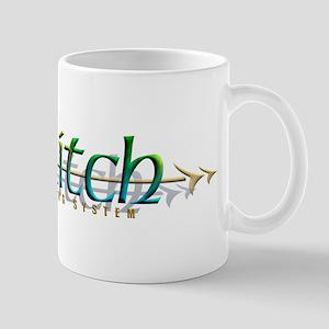Eldritch RPG logo - evolution colors Mugs