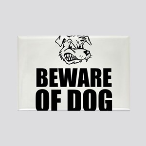 Beware of Dog Magnets
