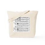 Vox Lucens #1 Tote Bag