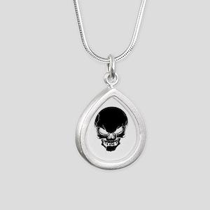 Black Skull Design Necklaces