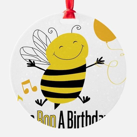 Cute Bumblebee Ornament