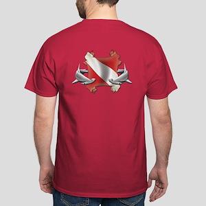 SCUBA Hammerheads Dark T-Shirt