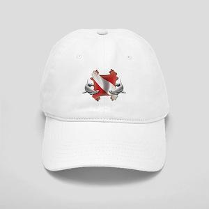 SCUBA Hammerheads Cap