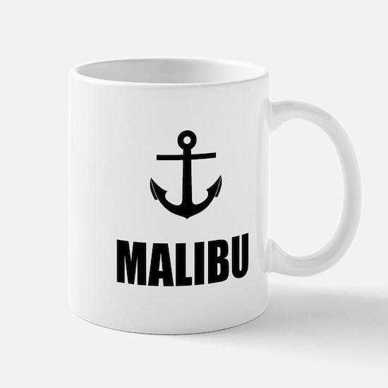 Malibu Anchor Mugs
