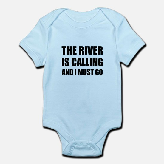 River Calling Must Go Body Suit