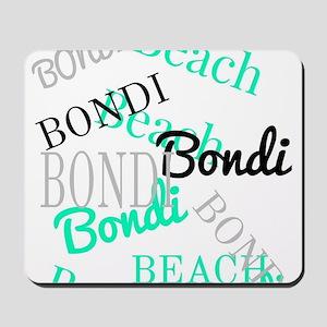 Bondi Beach! NSW Australia Mousepad