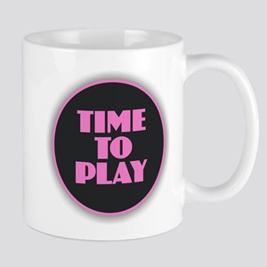 Time to Play - Pink Mugs