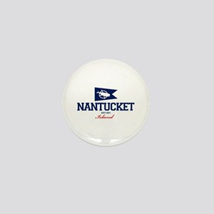 Nantucket - Massachusetts. Mini Button