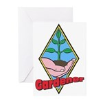 Gardener Greeting Cards (Pk of 10)