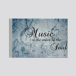 Music voice of the soul Magnets