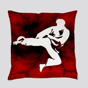 Martial Arts Everyday Pillow