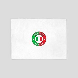 Venezia Italia 5'x7'Area Rug