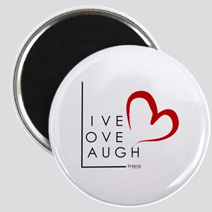 Live.Love.Laugh by KP Magnet