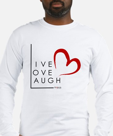 Live.Love.Laugh by KP Long Sleeve T-Shirt
