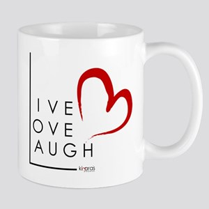 Live.Love.Laugh by KP Mug