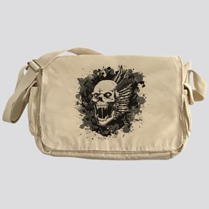 Skull VI Messenger Bag